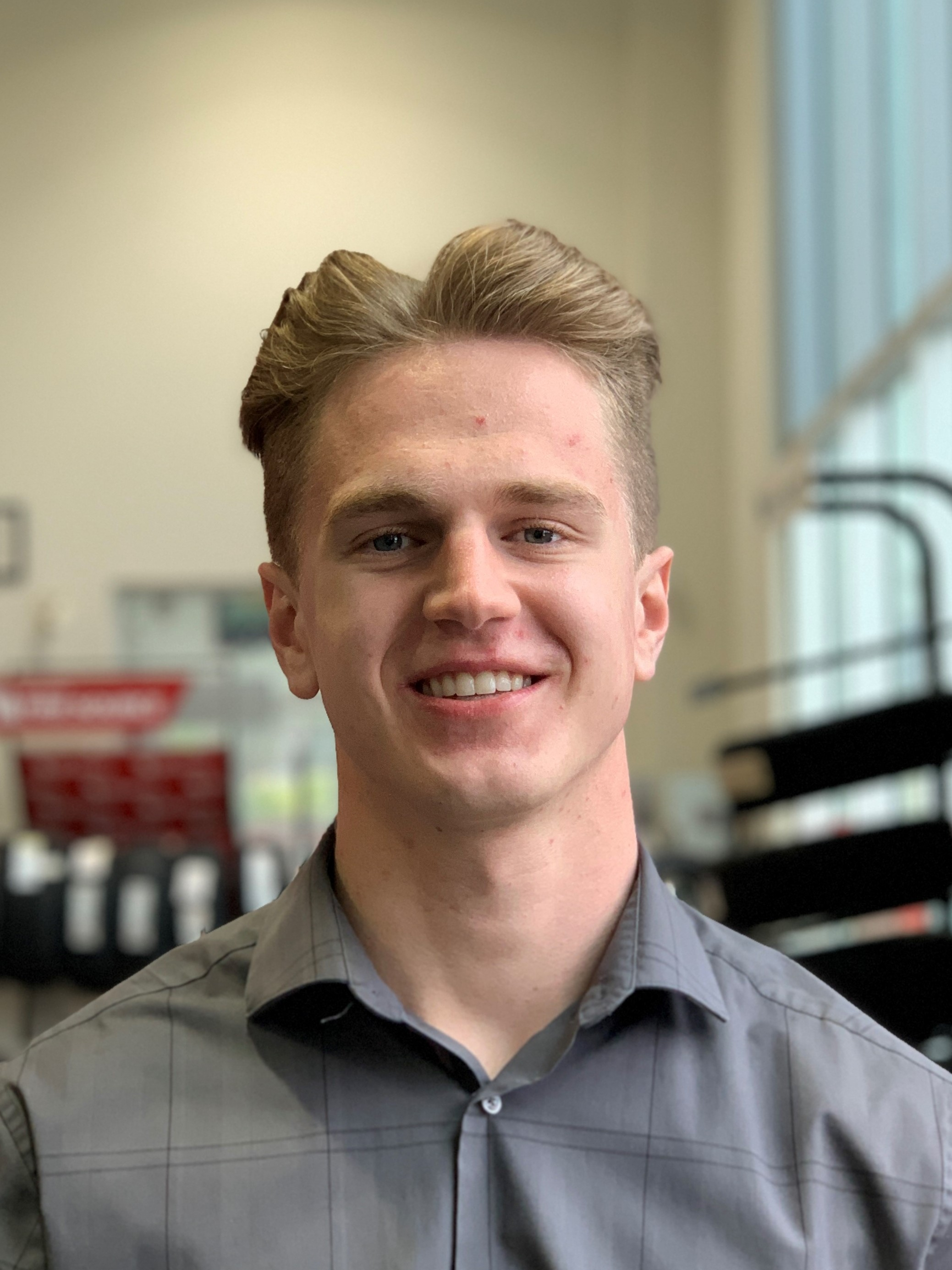 Max Mohagen - Sales and Lease