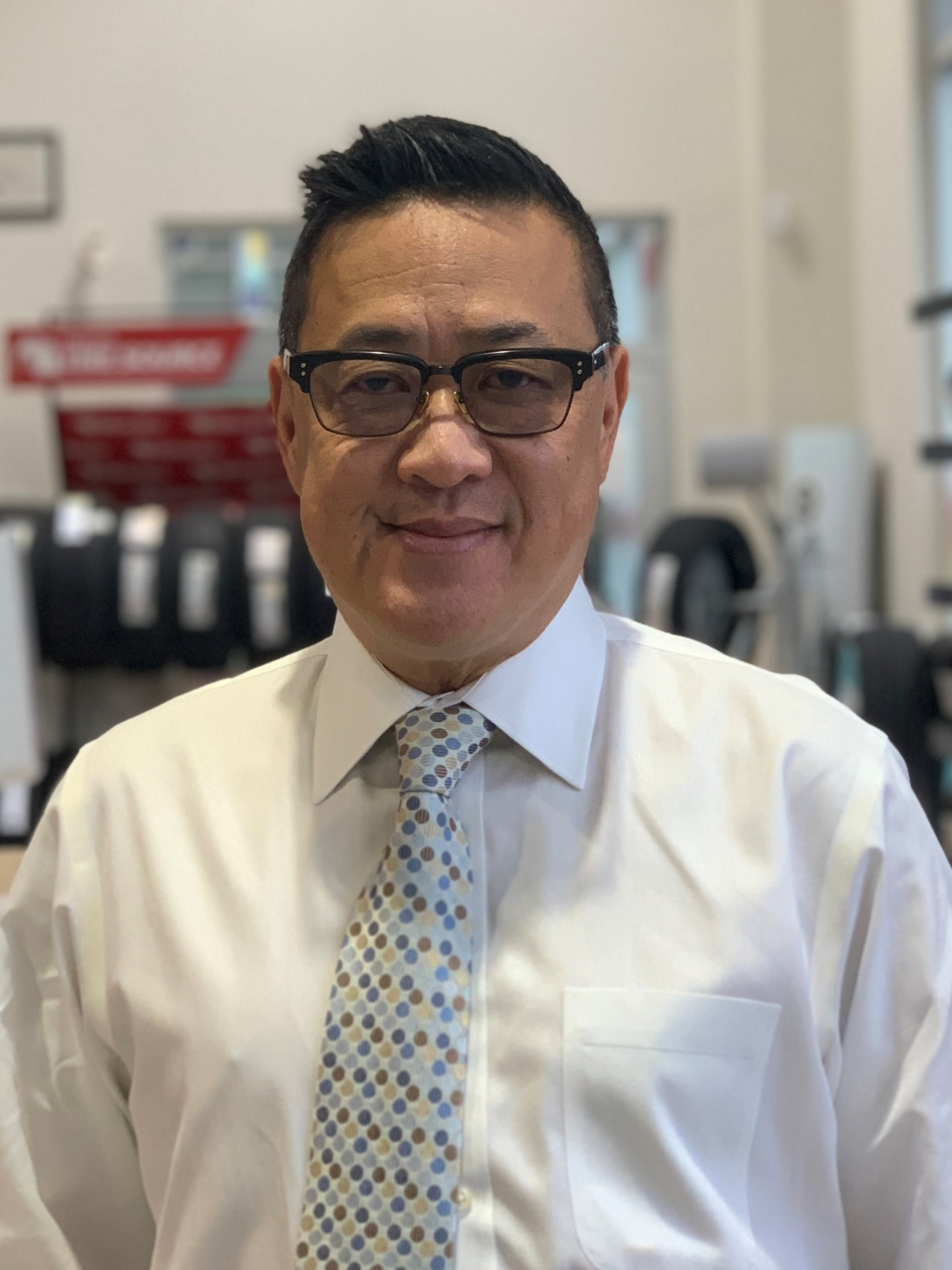 Raymond Jung - General Sales Manager