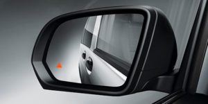2020 Metris Passenger Blind Spot Assist