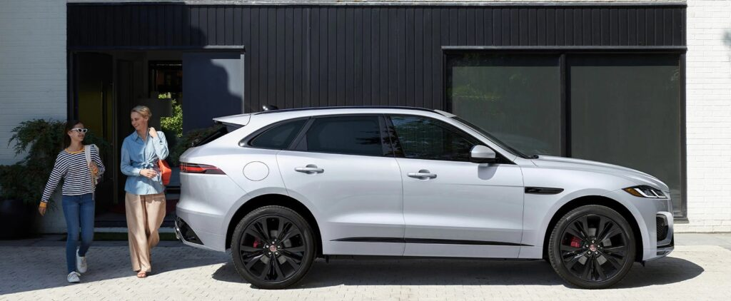 2021 Jaguar F-PACE available in Brampton