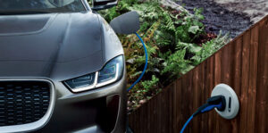 Ipace Charging