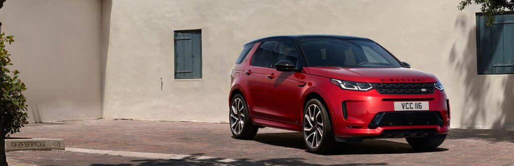 Discovery Sport 1