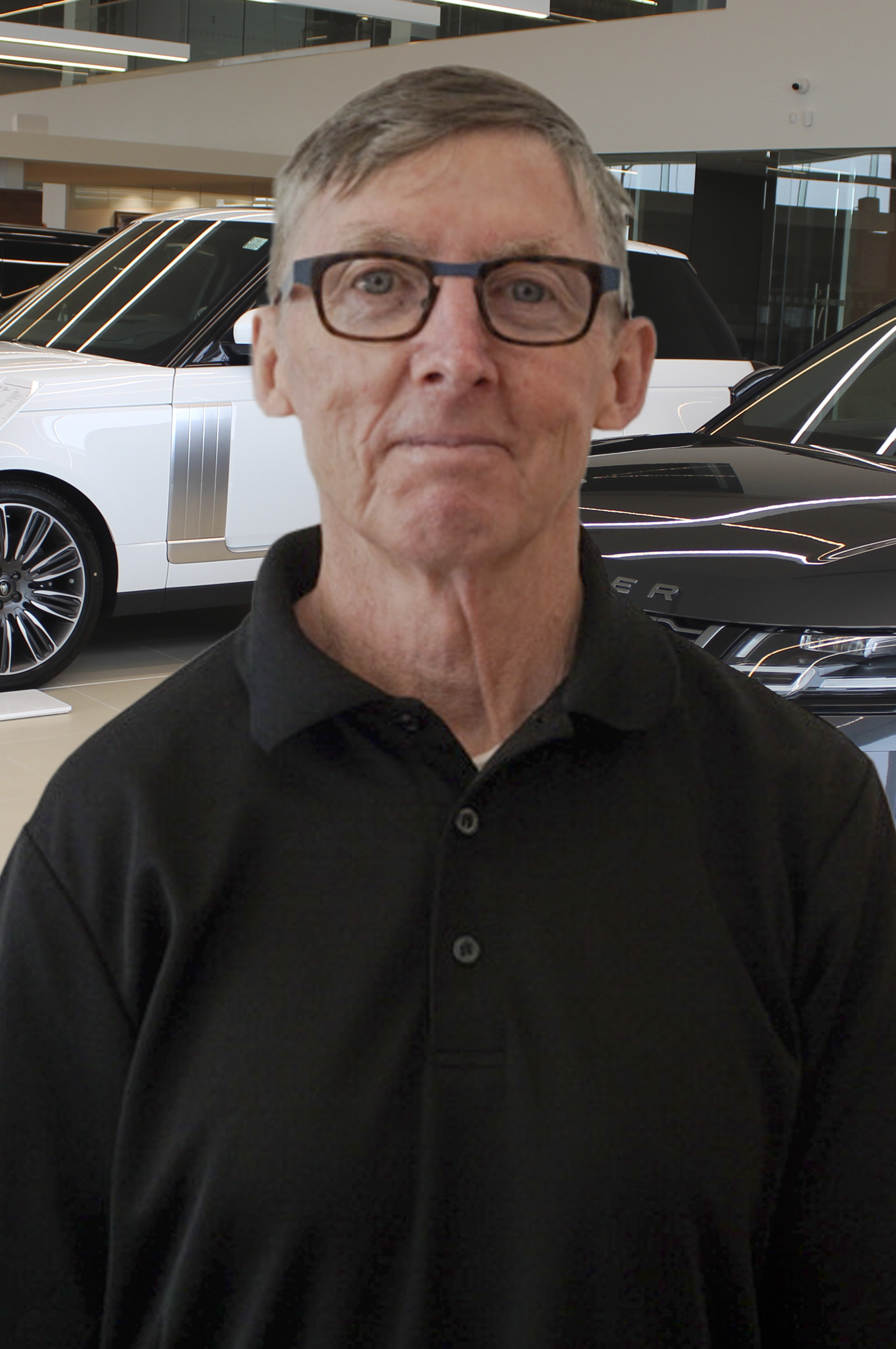 Stephen Foey - Lot Manager/Service Concierge