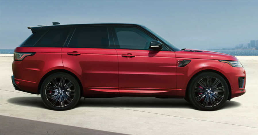 Range Rover Sport Available at Land Rover Brampton