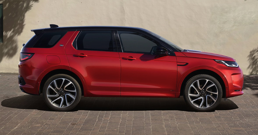 Discovery Sport Available at Land Rover Brampton