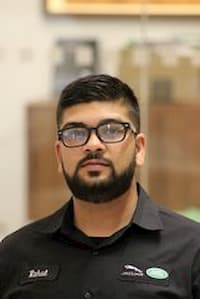 Rahul Gabby - Parts Consultant