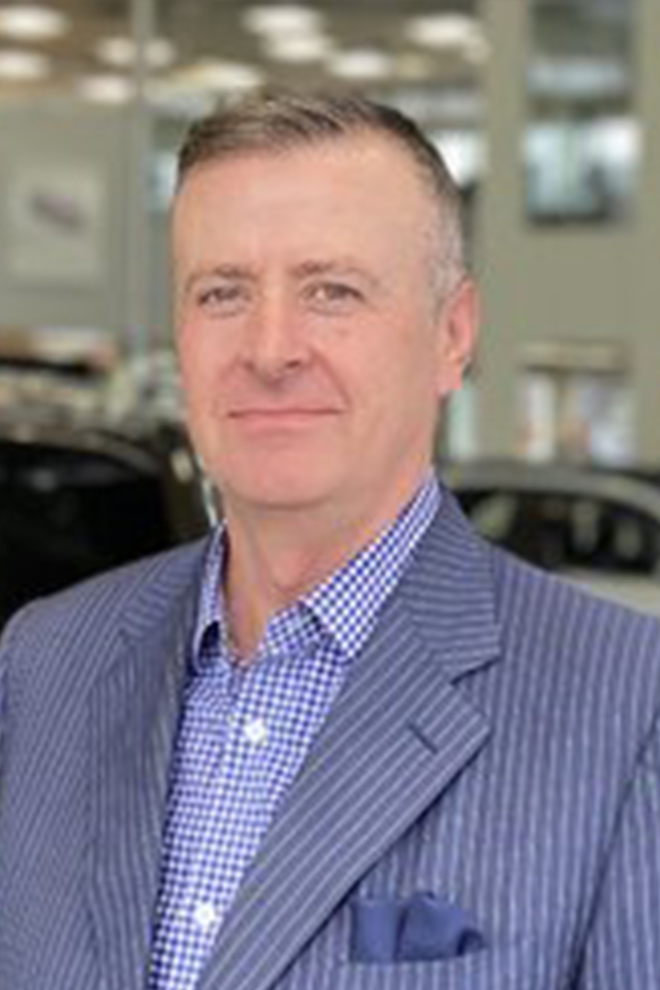Yuri Domaretsky - Pre-Owned Sales Manager