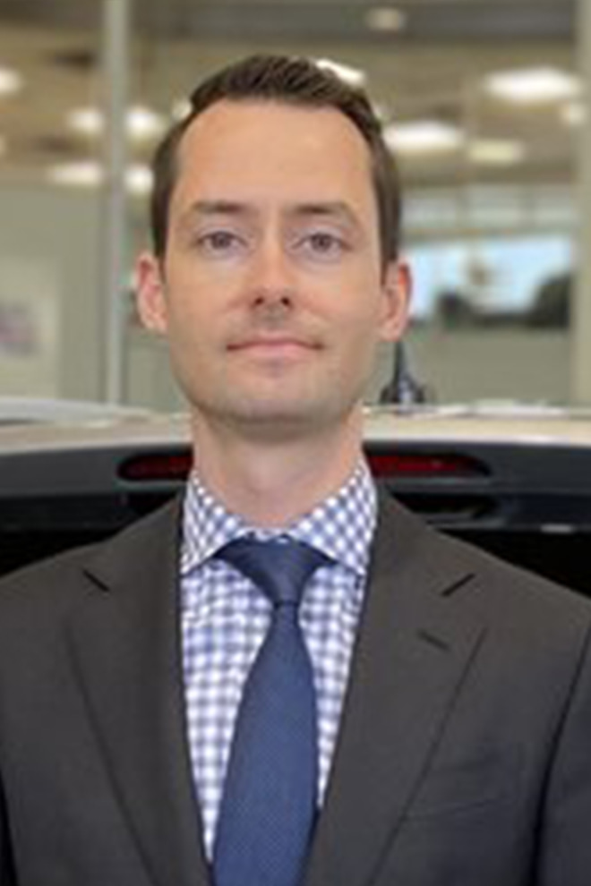 Kevin Marshall - New Vehicle Sales Manager