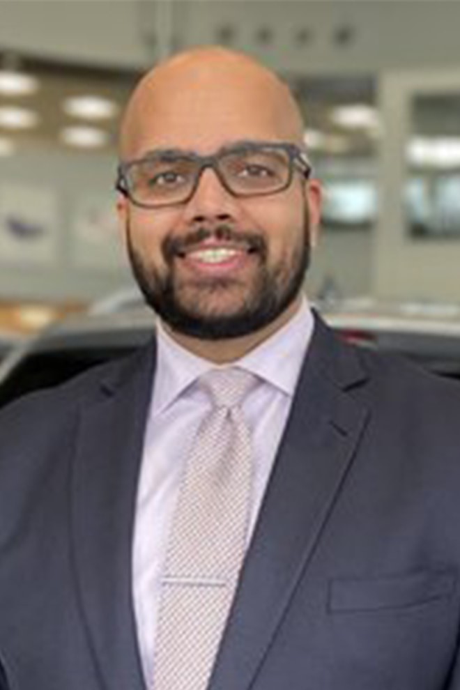 Ray Gupta - Sales and Leasing Consultant