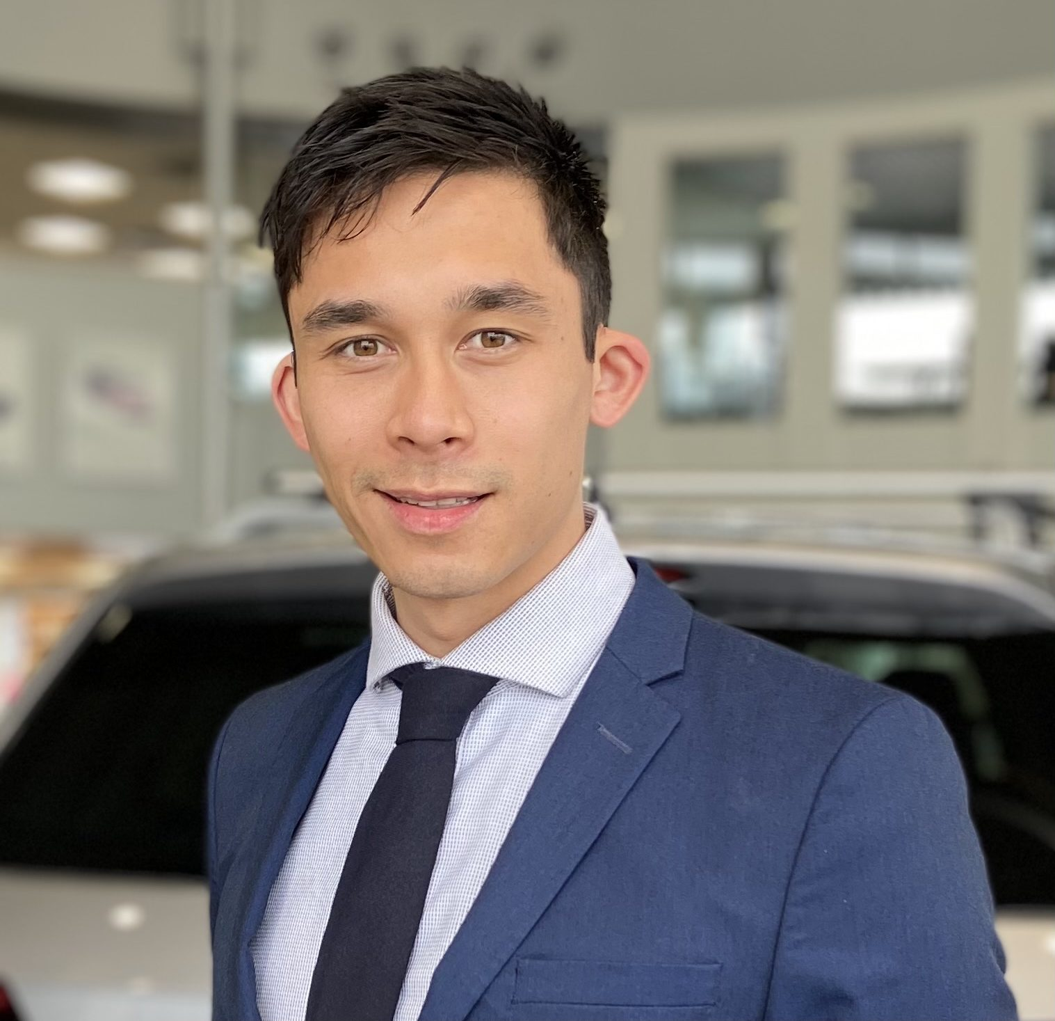 Thai Haines - Sales and Leasing Consultant
