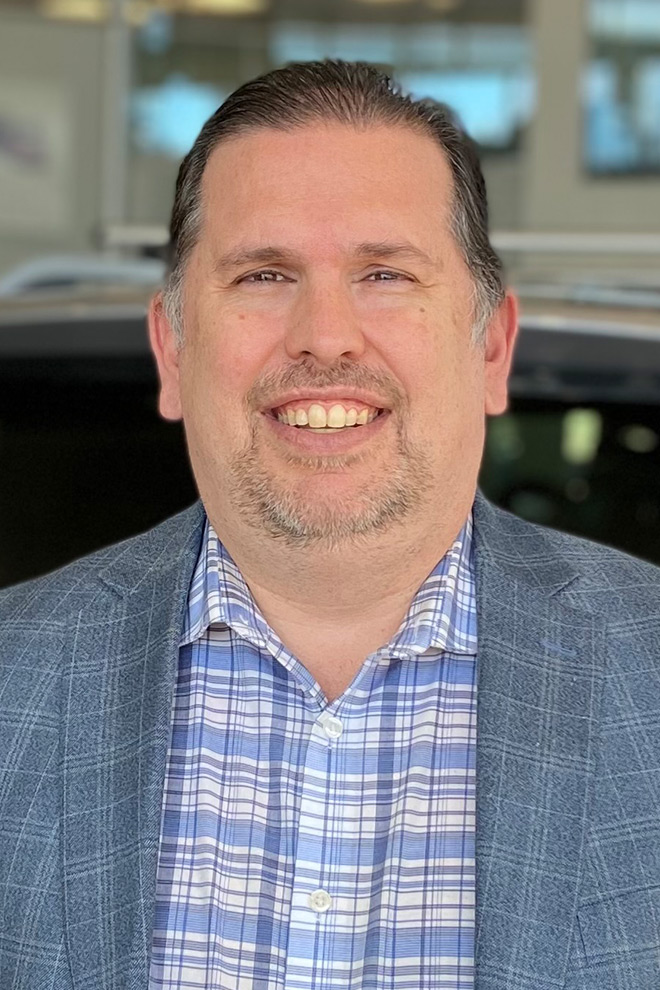 Brad Edwards - Pre-Owned Sales Consultant
