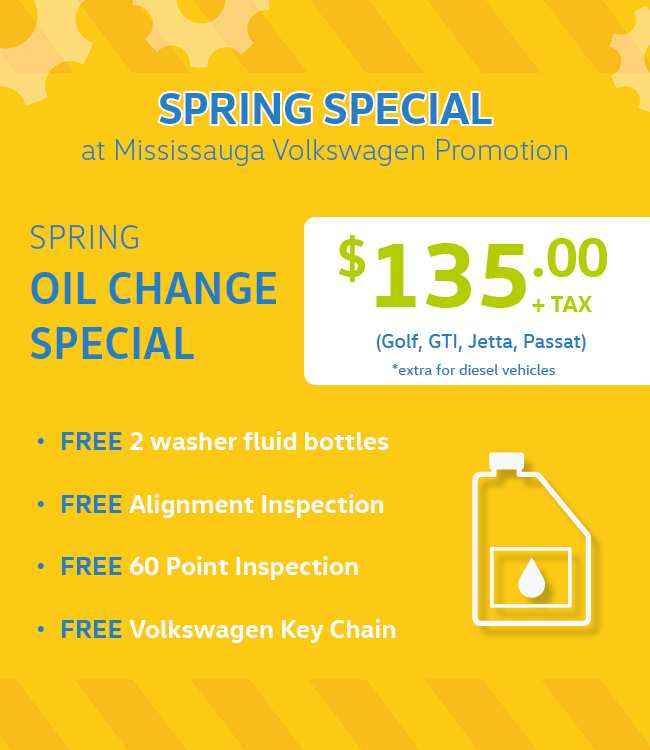330a 21 Mississauga Volkswagen Service Specials March 2021