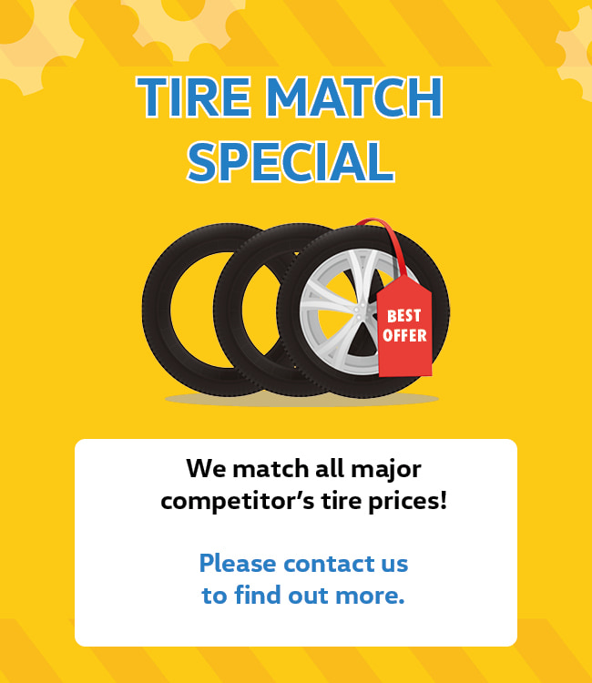 MVW Tire Match Special Graphic