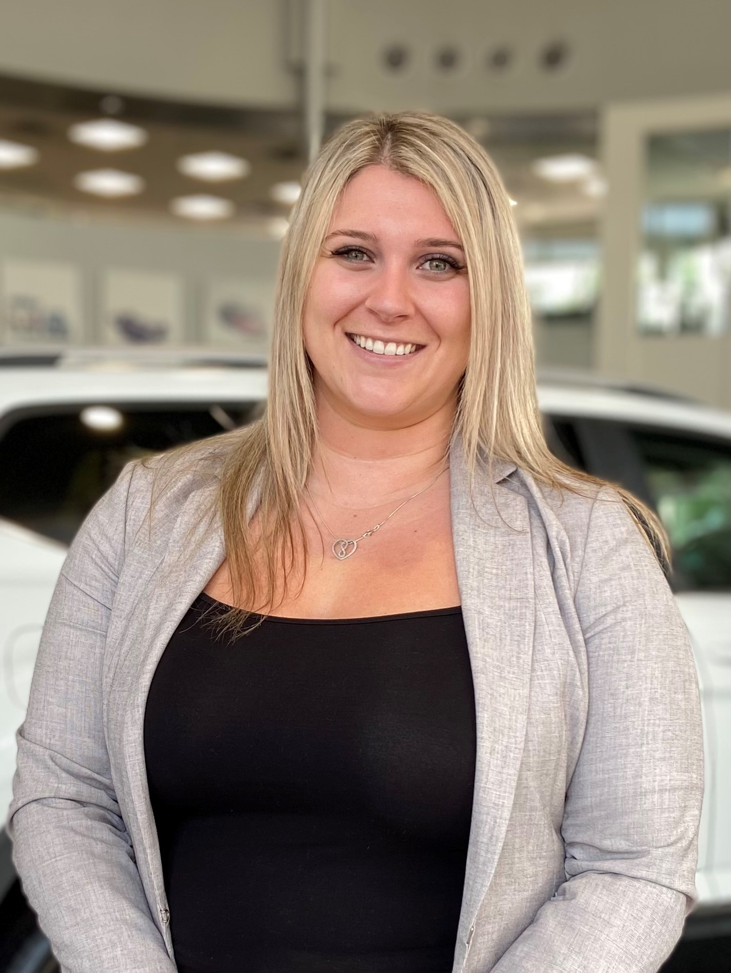 Krystal Winter - Financial Services Manager