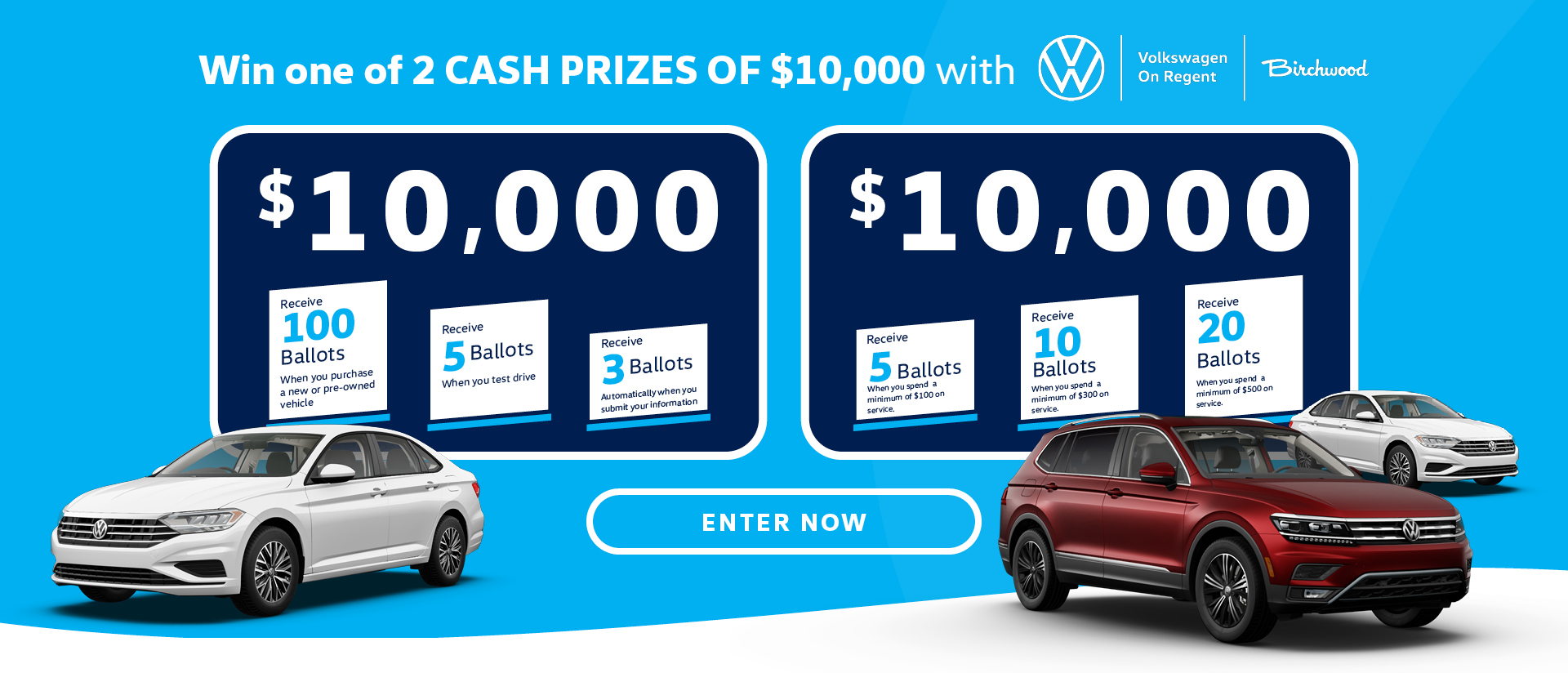 Bvw 07 2021 Vw Giveaway July August Message Banner
