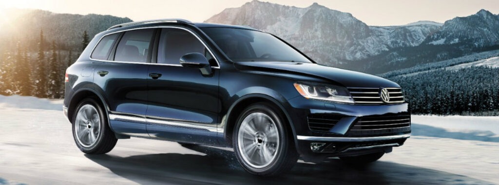 What Is Vw 4motion at Volkswagen St. John's