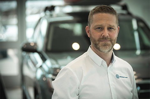 Rob Hiscock - Pre-owned Sales Manager