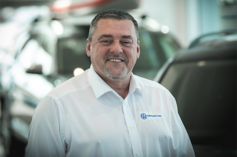 Bob Gullage - New Sales Manager