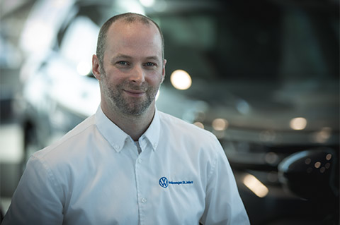 Curtis Wall - Parts Manager