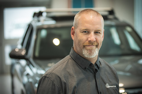 Reg Hurley - Parts Consultant
