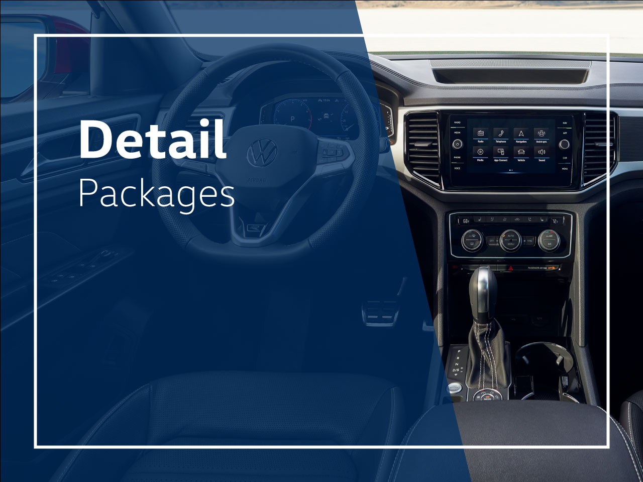 Cowell Volkswagen Special Offers - Detail Packages