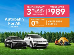 Cowell Volkswagen Autobahn For All
