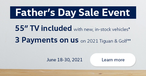 Cowell Volkswagen   Fathers Day Sale Offers