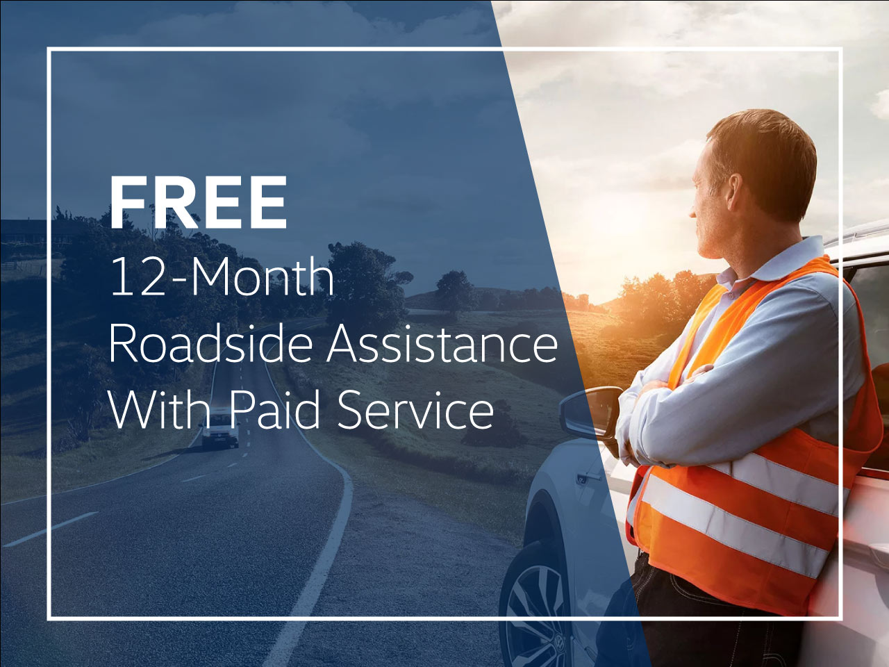 Cowell Volkswagen - Special Offers Free 12 Month Roadside Assistance