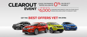 Nissan National Incentive