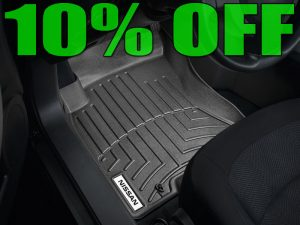 1 Weathertech Front